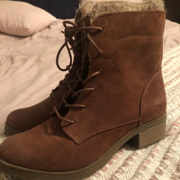 Target Shoes - Target Brown Booties